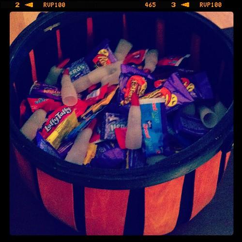 Halloween candy :)