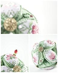 Twilight Pearl Leafball - Details