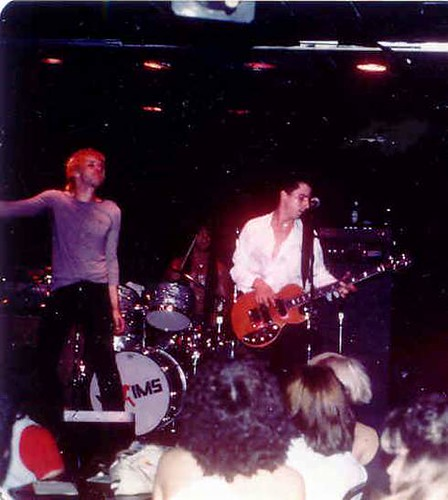1978 - Victims @ Max's Kansas City (Steve Berman Collection)01