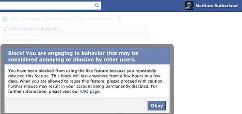 facebook_blocked by MattsLens