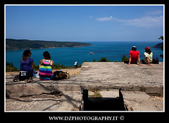 Watching the Bosphorus (Shadow13777) Tags: trip sea summer people clouds turkey boat nuvole mare estate nave cielo turkish turchia stretto bosforo canon5dmkii istanbulstraits scattifotografici canon1740f4lis allegrisinasceosidiventa wwwdzphotographyit