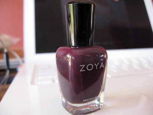 Zoya Nail Polish in Anja