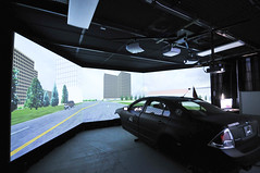 OSU driving and biking simulator lab-9-8