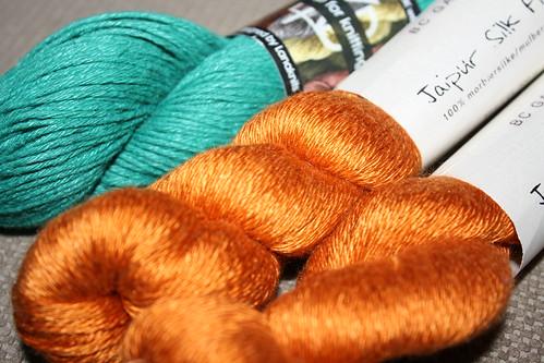 Jaipur silk