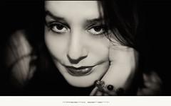 _MG_9574 LG_BN (Massimo Benenti) Tags: portrait blackandwhite bw woman mujer retrato portraiture biancoenero negroyblanco helios58mmf2 m42screwmount mflenses canon5dmarkii lauragalvan portraitprofessionalstudio
