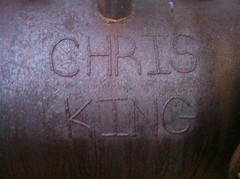 Chris King Grill