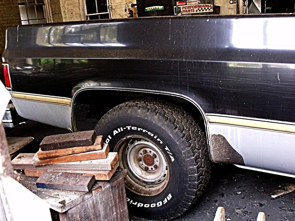 Skinner's Chevy Truck 2