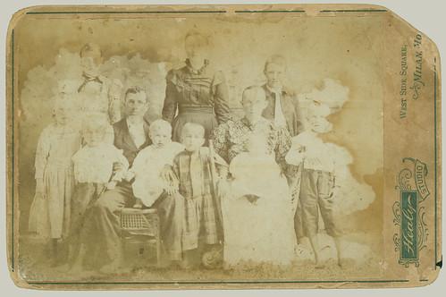 Hostetler and Family