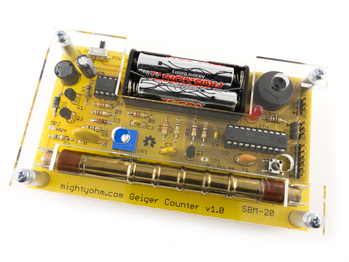 Geiger Counter Case