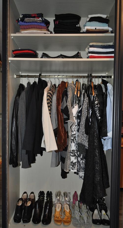 closet order