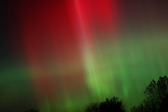 Fire II (eyesontheskies) Tags: sky aurora northernlights earthandsky fireinthe
