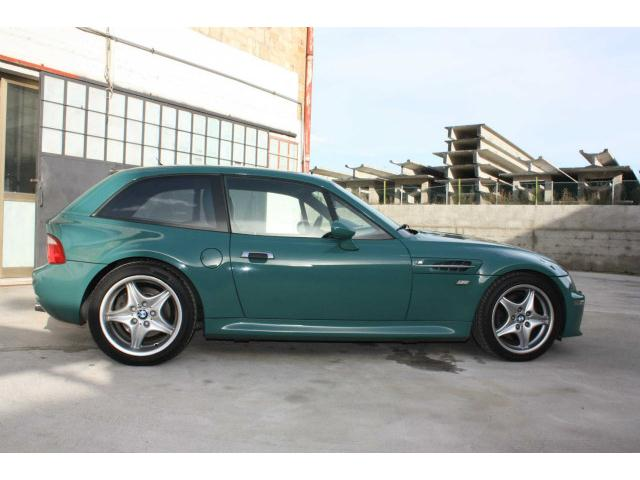 1999 Z3 M Coupe | Evergreen | Evergreen/Black