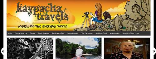 Mica Ivealis, Kaypacha Travels