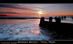 Coogee Beach - Tidal Pool (John_Armytage) Tags: ocean seascape reflection beach pool sunrise 5d tidalpool coogee coogeebeach eos5d canon1740lusm southernbeaches coogeetidalpool canoneos5dmark11 johnarmytage wwwjohnarmytagephotographycom coogeebeachtidalpool