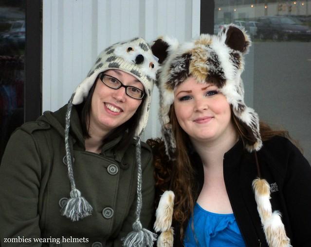 me & my cousin Rebecca