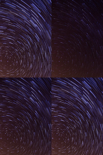 Startrails Video Gimp script V2