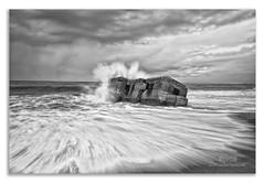 (miguel68) Tags: playa arena nubes sanfernando cádiz orilla marea camposoto mareaalta pleamar puntadelboquerón miradafavorita artistoftheyearlevel2 musictomyeyeslevel1 elviejobúnker