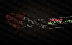 In love with iraq (MOSTAFA HAMAD | PHOTOGRAPHY) Tags: pictures sky italy black art love photoshop canon germany typography photography is europa alone fotografie photographie with iraq 110 ixus fotografia hamad   mostafa fotografa fotografering in  iaq fotoraflk