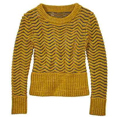 chevron sweater zig zag