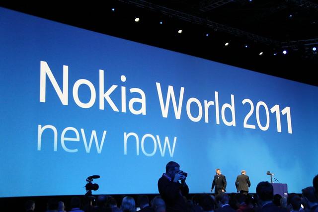 Nokia World 2011: New Now