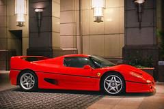 F.Fifty (anType) Tags: red italy sports car italian asia ferrari exotic malaysia kualalumpur luxury coupe supercar sportscar v12 f50 hypercar rossocorsa worldcars