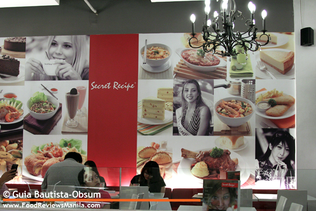 Secret Recipe interior 2