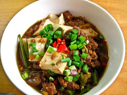 IMG_0088 Tofu + minced meat