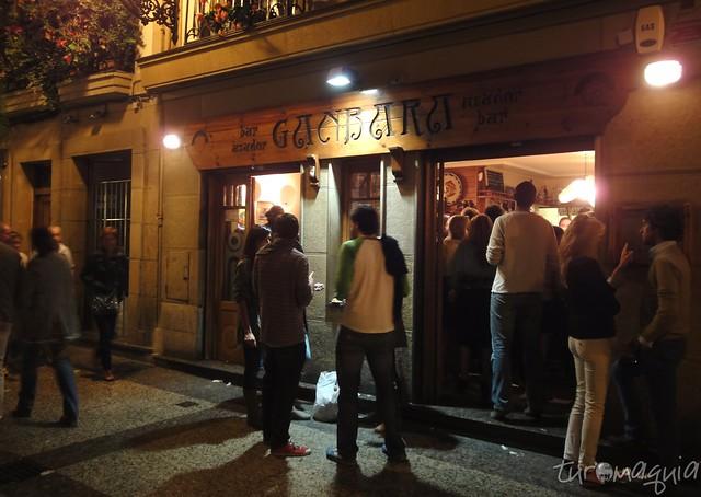 Roteiro de Tapas - San Sebastián