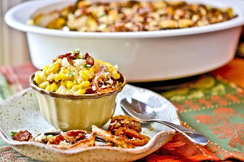 Corn Gratin 20