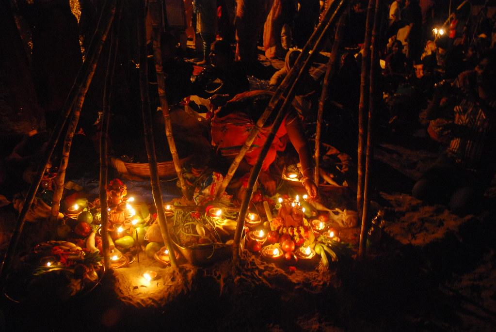 Chhath Puja The Spirit of Bihar In Amchi Mumbai