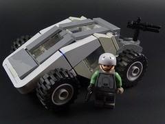 UNDF: M-25 Buggy Dunecrawler (N-11 Ordo) Tags: blue fiction lego tech science scifi buggy technique m25 pice ordo n11 undf n11ordo dunecrawler