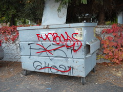 RIVALS (northwestgangs) Tags: graffiti florencia gangs yakima funboys surenos13
