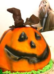 Happy Halloween Party Cake