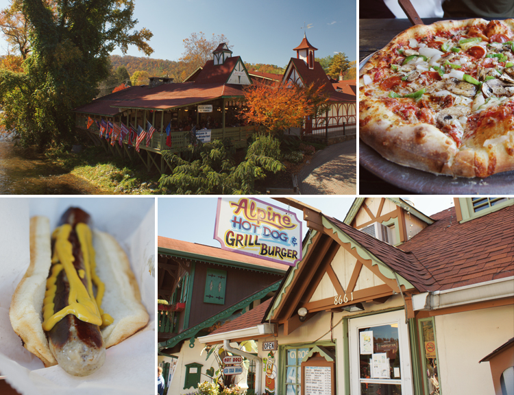 Where to Eat in Helen, GA