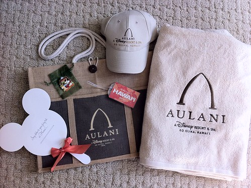 Aulani Goodies Giveaway