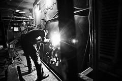 Bazaar in Black & White (Heber Vega) Tags: portraiture bazaar personalwork envioromental sulaymaniyah