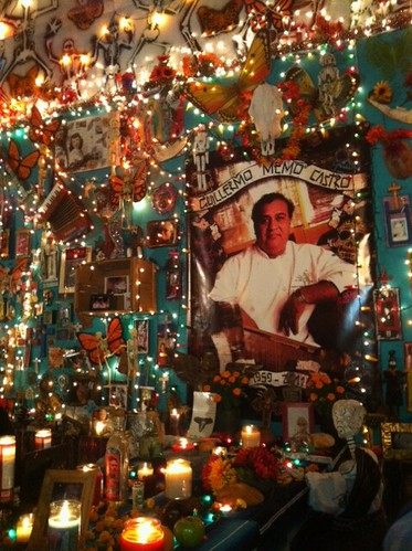 Guillermo's Shrine