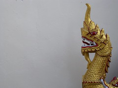 Dragonhead (WTPille) Tags: dragon head thai buddhistic