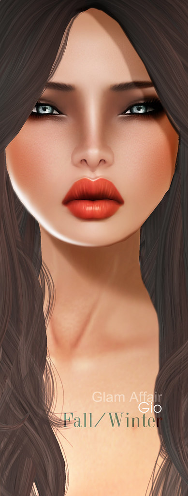 Glam Affair - TDR Gio Natural skin - Fall/Winter B