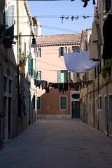 Le charme des ruelles de Venise