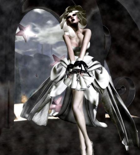 mesh avatar pinkfloyd sl coco secondlife virtualworld ladieswholunch lumir solidea delmay