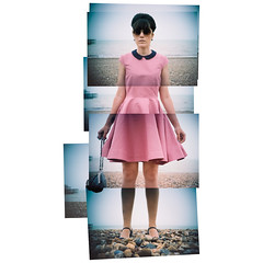 erin montage portrait (lomokev) Tags: pink sea portrait beach girl sunglasses fashion lady female person lomo lca lomography brighton dress erin shades lomolca human lomograph deletetag erinoconnor erinisfunky montageportrait roll:name=110915lomolcaportra400 file:name=110915lomolcaportra4001925edit