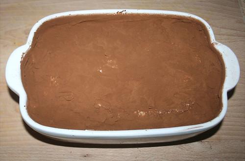 18 - Tiramisu - Mit Kakao bestreuen