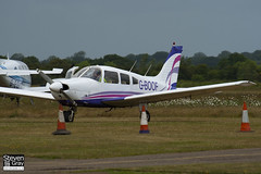 G-BOOF - 28-7890084 - Private - Piper PA-28-181 Archer II - Panshanger - 110522 - Steven Gray - IMG_6519