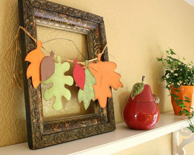 Leaf Frame Shelf