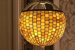 Tiffany glass, Macy's Department Store, Chicago, IL (aadair4) Tags: chicago il macys marshallfields tiffanyglass img5389