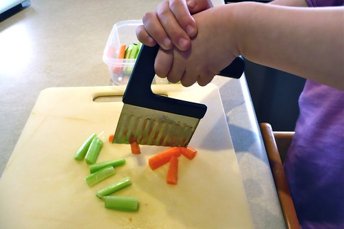 Cutting Vegetables Photo From How We Montessori
