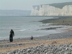 "Birling Gap Beach • <a style=""font-size:0.8em;"" href=""http://www.flickr.com/photos/59278968@N07/6326181490/"" target=""_blank"">View on Flickr</a>"