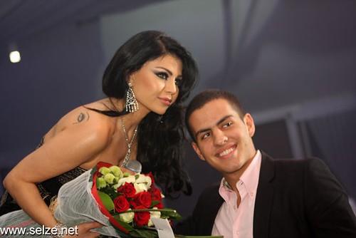 صور حفلة هيفاء و هبي في موفنبيك بيروت 2011