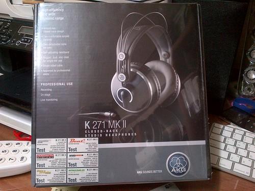 AKG K 271 MK II - 1